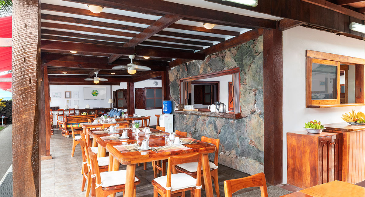 Dinning Room Wooden House